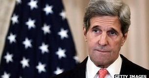 Send your question to US Secretary of State John Kerry
