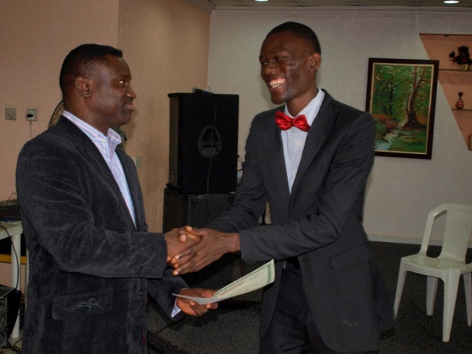 Opportunity Desk July Young Person of the Month – Wale Olajumoke from Nigeria