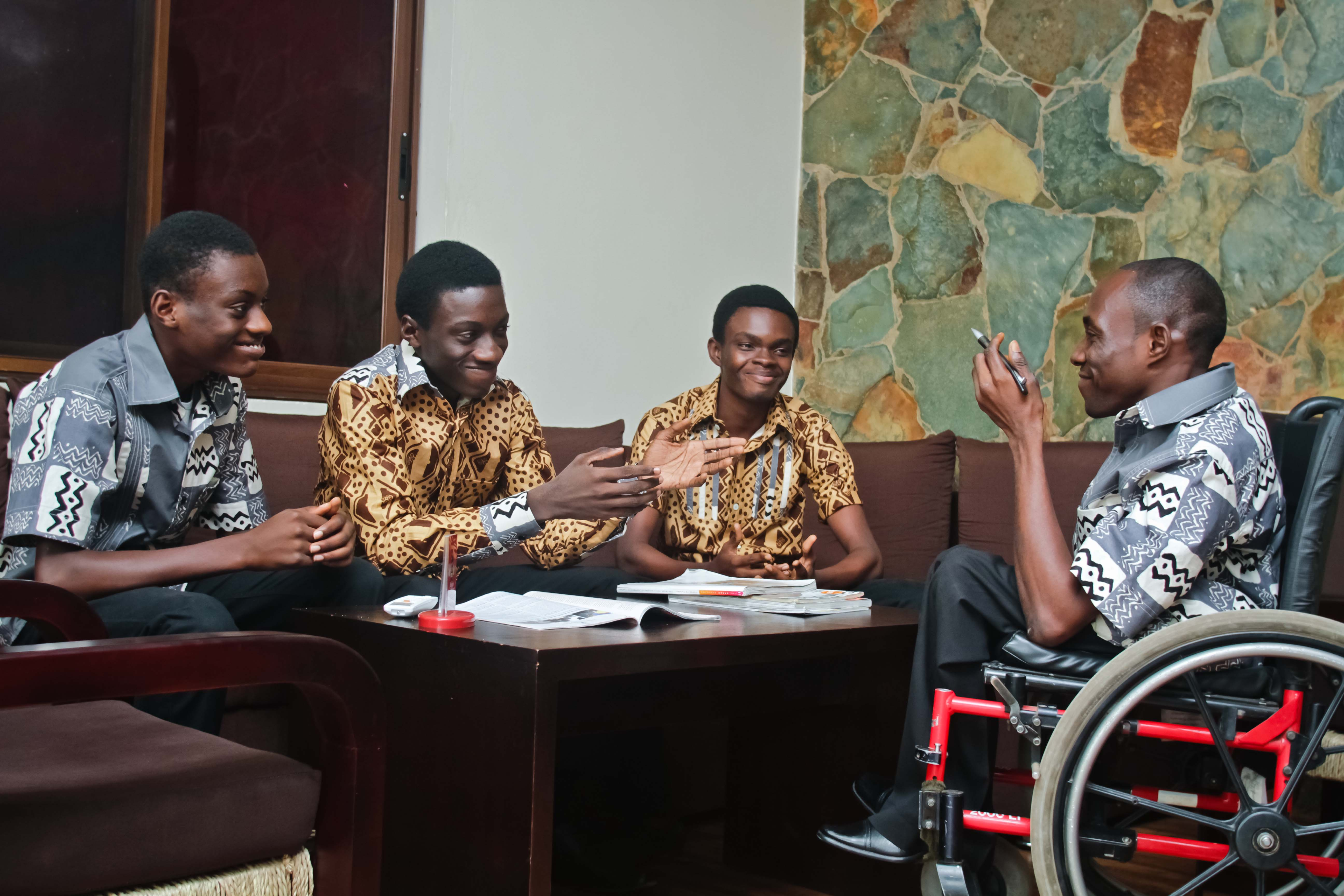 """Young African Students Launch Global Magazine for African Youth – """"Butterfly Africa"""""""