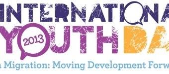 Happy International Youth Day #IYD2013