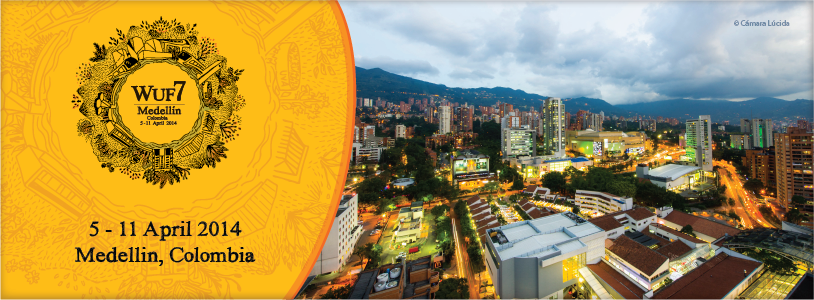 UN-Habitat World Urban Forum 7 at Medellin, Columbia: Applications Open!