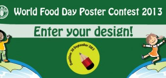 World Food Day Poster Contest 2013: Enter your design!