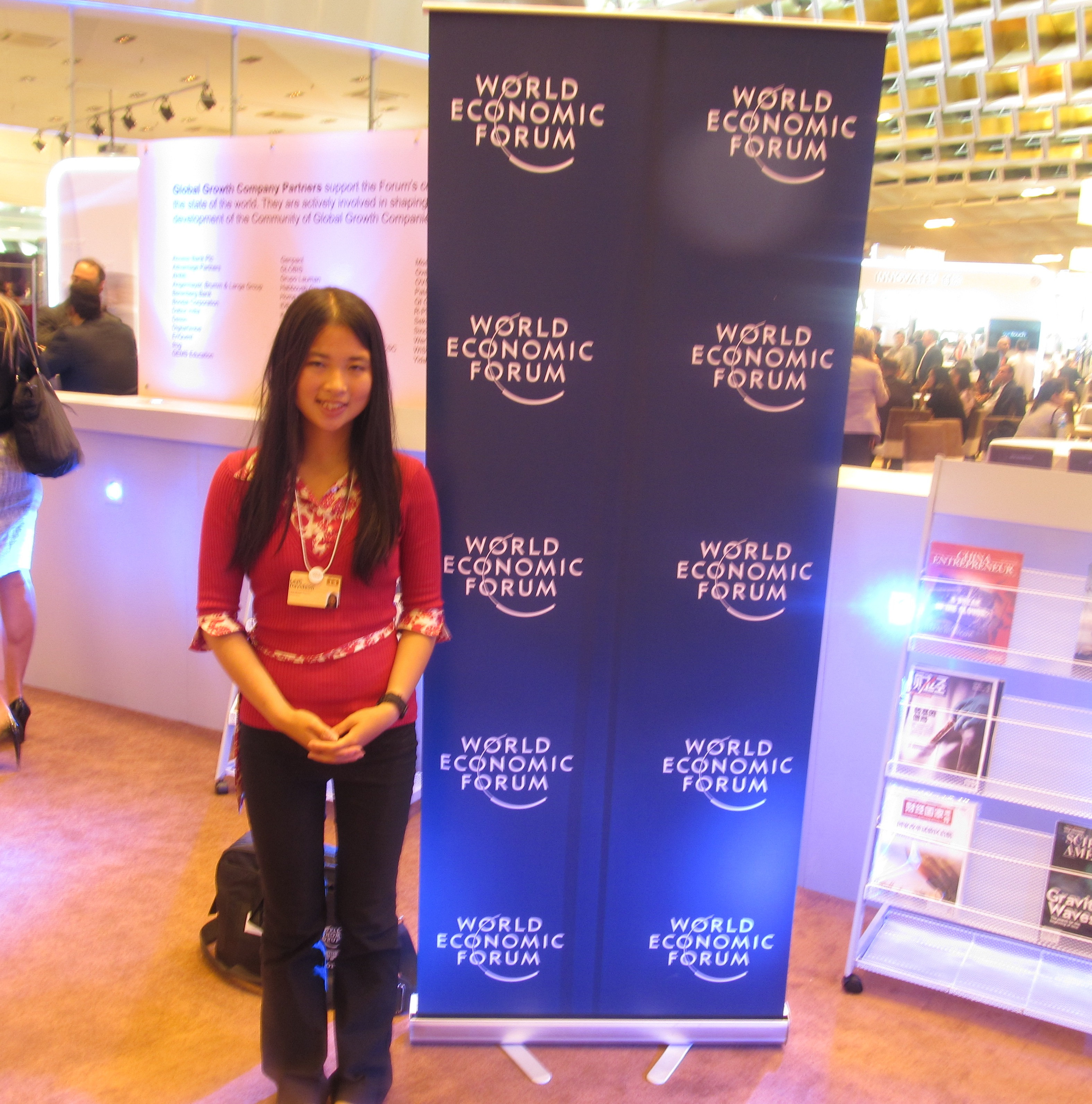 world economic forum essay competition