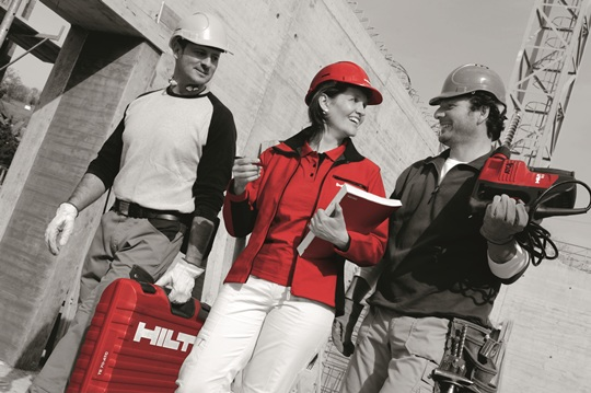 2014 Hilti IT Innovation Competition