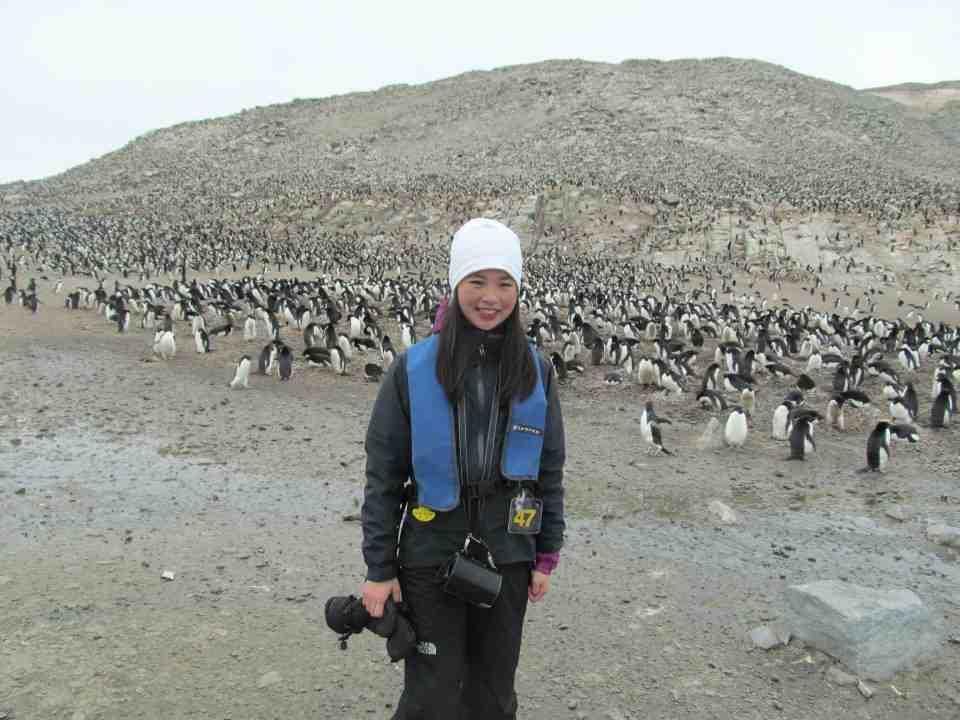 In Antarctica1