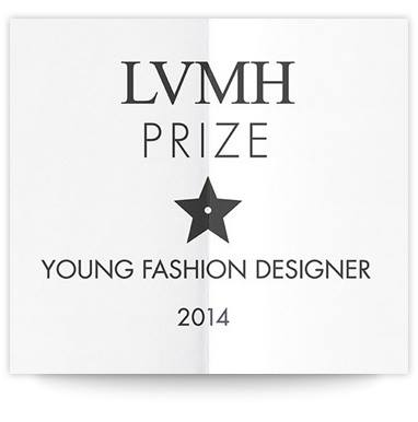 2014 LVMH Prize for Young Fashion Designers Worldwide