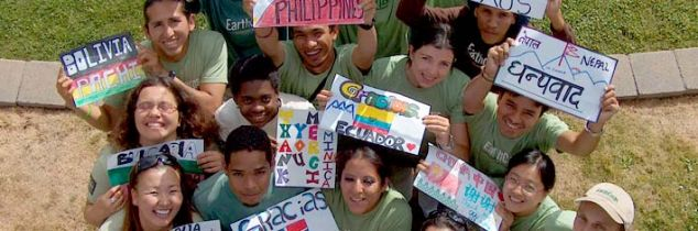 2014 EarthCorps International Program – Apply to Join the Corps!