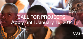 WISE Awards 2014: $20,000 Prize for Innovation in Education