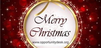 Merry Christmas and Awesome Quotes from Opportunity Desk