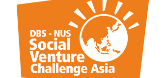 DBS-NUS Social Venture Challenge Asia 2014 (Up to $30,000 Prize)