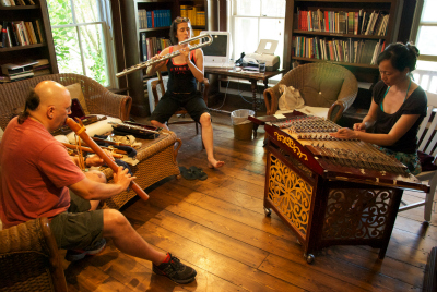 2014 Music Omi International Musicians Residency Program