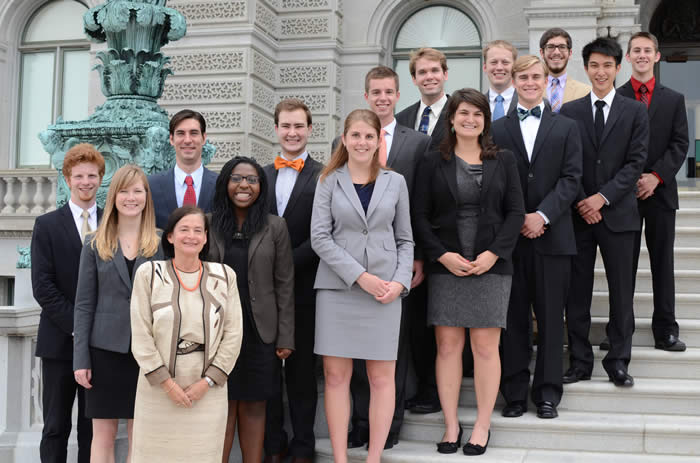 2014 Washington Internships for Students of Engineering, USA