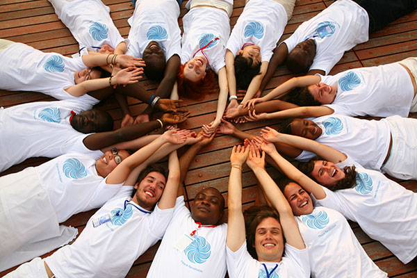 2014 Peace Revolution Youth Fellowship in Thailand