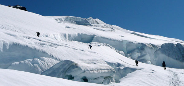 Apply to the Girls on Ice 2014 Expeditions for Young Women