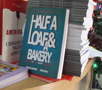 Book Review: Half-A-Loaf and A Bakery