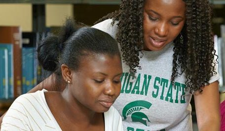 2014 MasterCard Foundation Scholars Program at Michigan State University