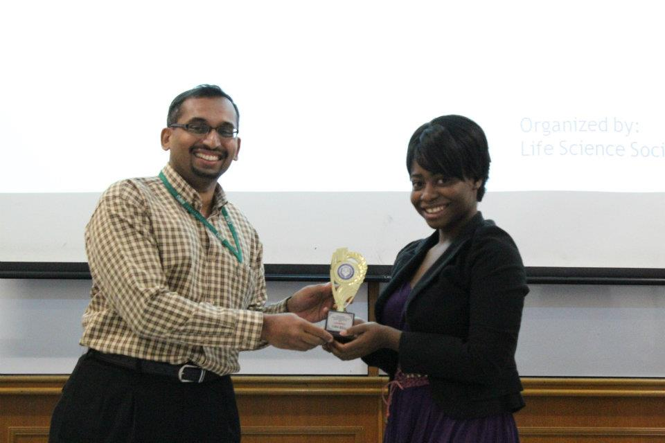OpportunityDesk February 2014 Young Person of the Month – Stella Mutale Sata from Zambia