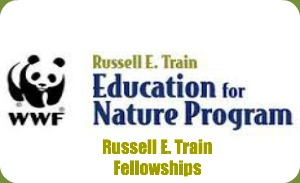 WWF's Russell E. Train Education for Nature Program 2014