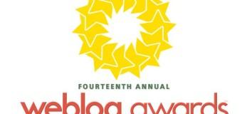 Weblog Awards 2014 – International Blogging Competition