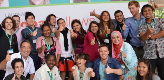 2014 Laureate Global Fellowship – YouthActionNet