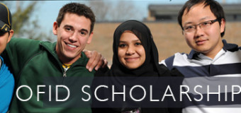 2014-15 OPEC Scholarship Award for Students from Developing Countries