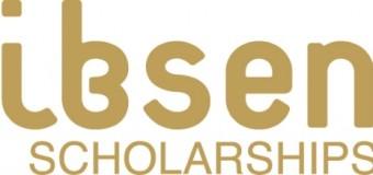 Ibsen Scholarship Awards 2014  – Skien, Norway