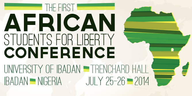 Register for the 1st Annual African Students For Liberty Conference