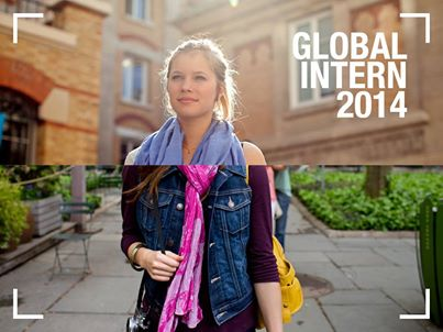 Become a 2014 Global Intern – Apply now!