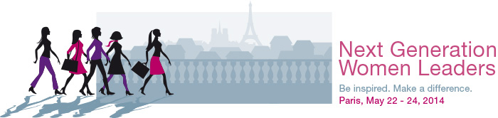 2014 Next Generation Women Leaders Program – Paris