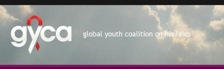Global Youth Coalition on HIV/AIDS is looking for Regional Focal Points 2014