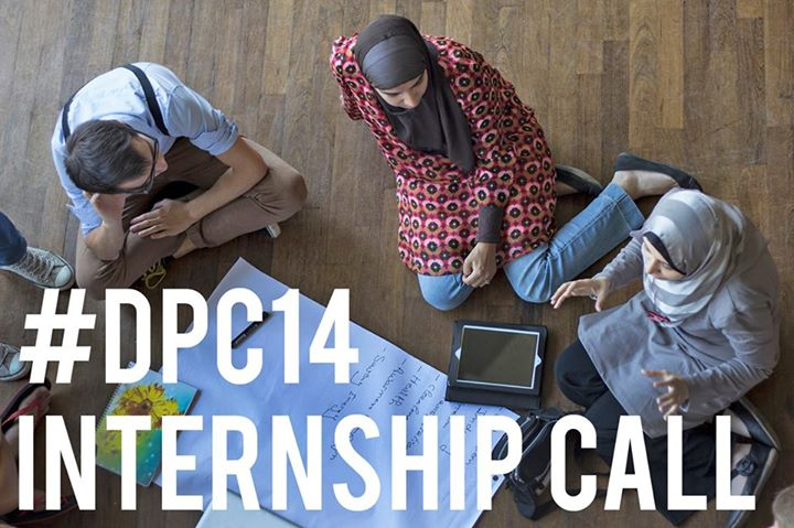 Apply now for the Digital Participation Camp & Summit 2014 – Internship Program