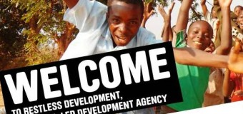 Restless Development Volunteer Opportunity 2014 : Youth & Governance Advisor