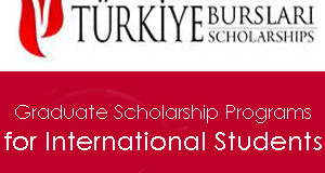 2014 Turkey Scholarships for Postgraduate Scholarship Program