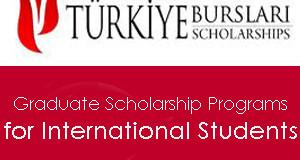 2014 Turkey Scholarships for Postgraduate Scholarship Program