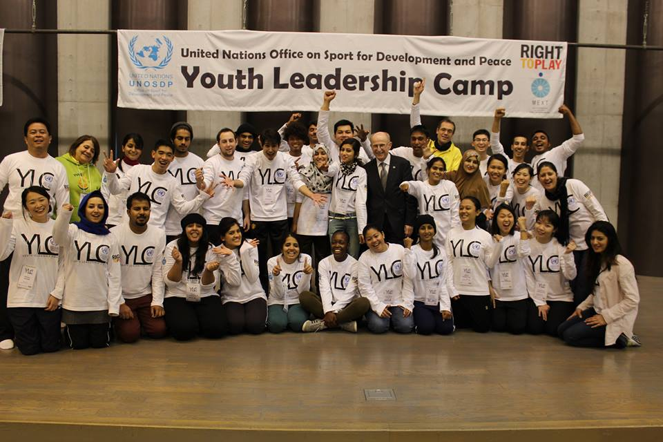 2014 UNOSDP Youth Leadership Program in Stockholm, Sweden