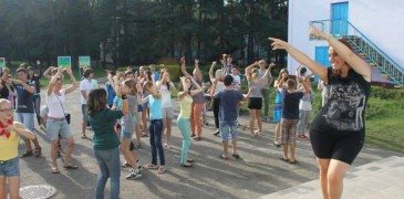 2014 Summer Workcamp in Belarus!