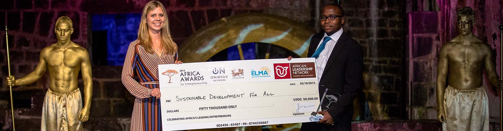 2014 Africa Awards for Entrepreneurship – Applications now open!