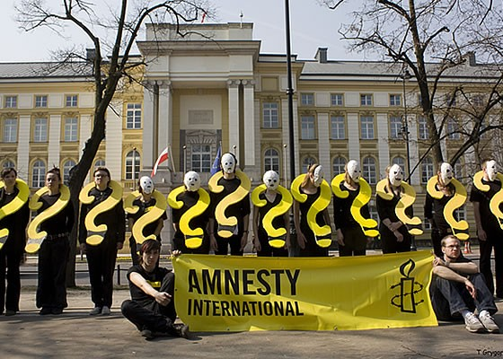 job opening at amnesty international for the position of a