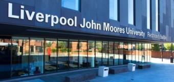 Apply for a Liverpool John Moores University (LJMU) International Scholarship in UK