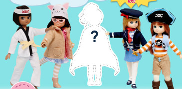 2014 Lottie Superhero Outfit Design Competition