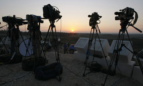 Apply for the 2014 Media in Conflict Seminar in Isreal