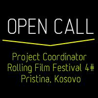 Apply for the Post of Project Coordinator at the Rolling Film Festival in Kosovo!