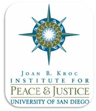 2014 Women Peace Makers Program (WPM) in California