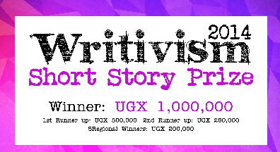 Entries Invited – 2014 Writivism Short Story Prize