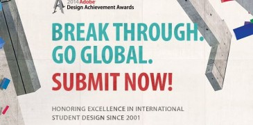 Apply for the 2014 Adobe Design Achievement Awards for International Students