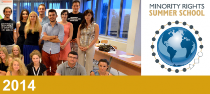 Apply for the 2014 Global Minority Rights Summer School in Budapest. 17 Scholarship available