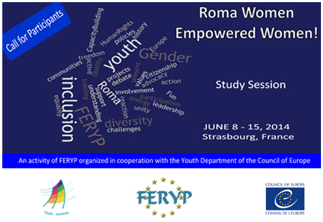 Gender Equality and Roma Women's Empowerment, Strasbourg France