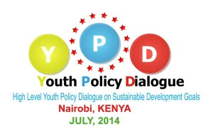 Call for Participation: High Level Youth Policy Dialogue on SDGs – Nairobi, Kenya