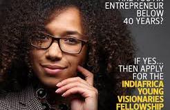 INDIAFRICA Young Visionaries Fellowship 2014