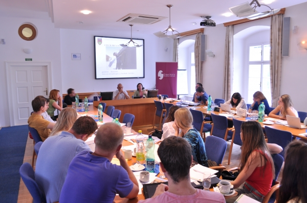NATO PSSI Summer School 2014 in Czech Republic